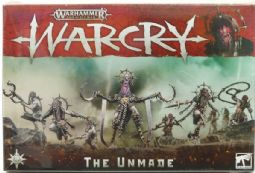 Warhammer 11112 The Unmade